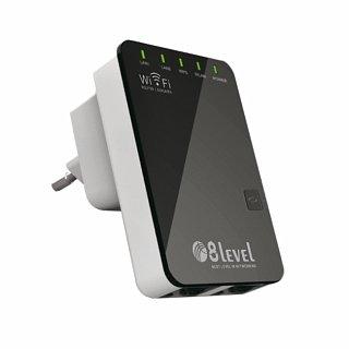 Wzmacniacz sygnału WiFi, repeater 8level WRP-300