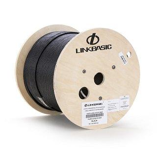 Kabel UTP Linkbasic kat. 5e zewnętrzny 305m (CLB04-UC5E-9005)