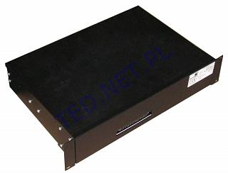 Zasilacz PoE MW Power ZKPOE48-14 - 14 wyjść PoE 48V + NVR 12V