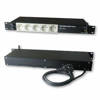Zarządzalna listwa zasilająca GSM Power Socket 5G10A