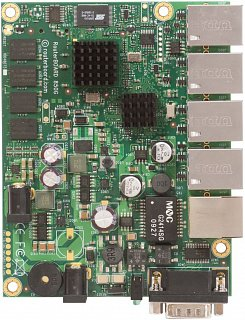 RouterBoard 850Gx2 (Dual Core) + licencja level 5