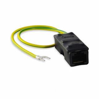 Zabezpieczenie przeciwprzepięciowe urządzeń ETHERNET oraz PoE IPP-1-20-HS