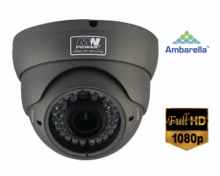 Kamera IP MW Power KIP30-1080P-MZ-RW - 2Mpix, 1080P, 30fps, 2,8-12mm, f2.0, IR 30m