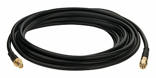 Konektor antenowy RPSMA (wtyk) - RPSMA (gniazdo) - przedłużacz - 10m - H-155