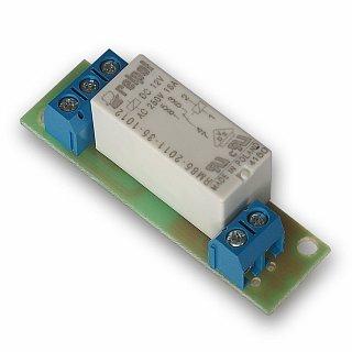 Płytka z przekaźnikiem 16A do restartera GSM lub kontrolera LAN