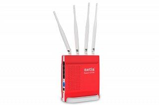 Router Netis WF2681 - Dla Graczy, Gigabit LAN, 802.11ac