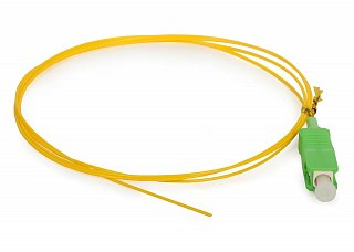 Pigtail SC/APC SM 0.9mm 1m G.657.A Loose Tube (Easy Strip)