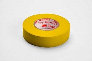 Taśma izolacyjna 3M Temflex 1300 19mm 20mb - żółta