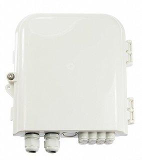 Przełącznica nasłupowa FDB0208PG-D - 2 wejścia, 8 wyjść