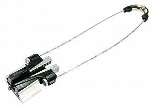 Uchwyt odciągowy PAM-06 (kabel z linką nośną, do 6mm)