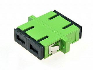Adapter SC/APC SM duplex
