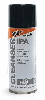 Izopropanol Cleanser IPA 400ml (spray)