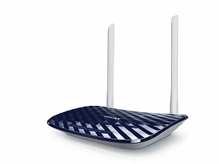 Access Point TP-Link Archer C20 (+router) - 802.11ac - 733Mbit/s, port USB