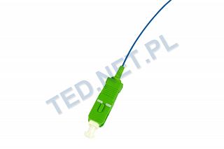 Pigtail OPTO SC/APC SM 0.9mm 1m G.657A2 (Easy Strip)