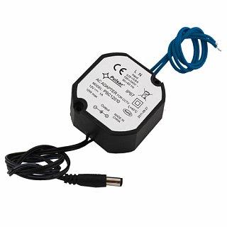 Zasilacz impulsowy wtyczkowy do CCTV Pulsar PSC12010 12V 1A (IP67)