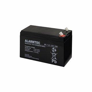 Akumulator bezobsługowy ALARMTEC BP 7-12 (12V 7Ah)