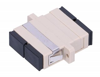 Adapter SC/UPC MM duplex