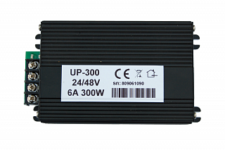 Przetwornica podnosząca napięcie UP-300 24V/48V 300W