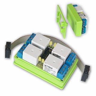 Płytka z przekaźnikami do kontrolera LAN LK3