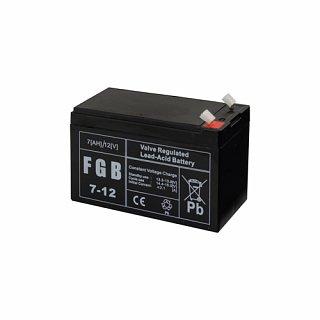 Akumulator bezobsługowy FGB 7-12 (12V 7Ah)