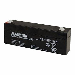 Akumulator bezobsługowy ALARMTEC BP 2,3-12 (12V 2,3Ah)