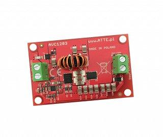 Moduł zasilania rejestratorów i dysków sieciowych AVC-30-120-OF - 6-35V/12V 2,5A 30W
