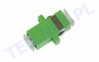Adapter OPTO SC/APC SM simplex