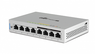 Ubiquiti Networks UniFi Switch 8 60W (US-8-60W)