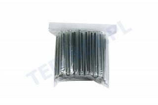 Osłonki spawów 45mm (fi 2.5mm) - termokurczliwe - 100 sztuk