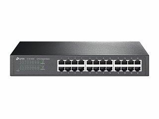 """Switch TP-Link TL-SG1024D - 24 porty Gigabit, desktop/rack 19"""""""
