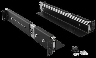 """Szyny do szafy rack 19"""" Pulsar ARAS450 - wysuwane, głębokość 450mm"""