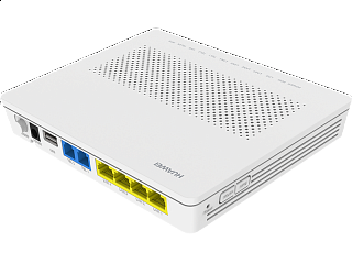 ONT GPON Huawei HG8245A (4xFast Ethernet, 2xPOTS, WiFi, USB)