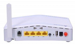 ONT GPON Extralink (1xGigabit Ethernet, 3xFast Ethernet, 1xPOTS, WiFi, USB)