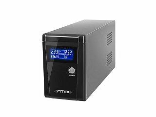 Zasilacz awaryjny Armac Office 650E (LCD, polskie gniazdka, metalowa obudowa)