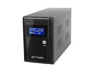 Zasilacz awaryjny Armac Office 1000E (LCD, polskie gniazdka, metalowa obudowa)