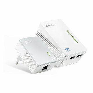 Powerline Ethernet Adapter TP-Link TL-WPA4220 KIT