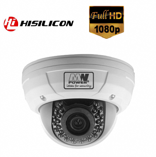 Kamera IP MW Power KIP25HI-1080P-MZ-W - 2Mpix, 1080P, 25fps, 2,8-12mm, f2.0, IR 25m