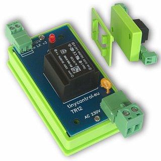 Moduł TR12 - czujnik napięcia zmiennego 230V do kontrolera LAN LK3