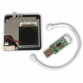 Czujnik pyłu zawieszonego PM2.5 / PM10 SDS-011