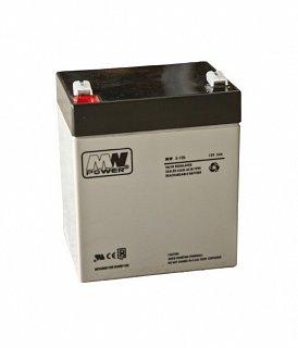 Akumulator bezobsługowy MW Power MWS 5-12 (12V 5Ah)