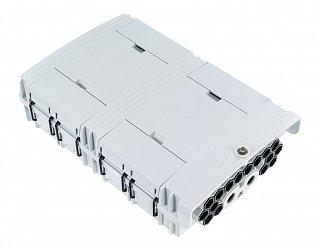 Przełącznica nasłupowa FDB-0216G-CC - 2 wejścia, 16 wyjść