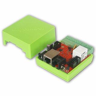 Kontroler LAN LK2 V2.5 w obudowie