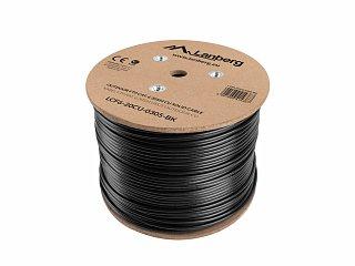 Kabel FTP Lanberg kat. 6 zewnętrzny 100m