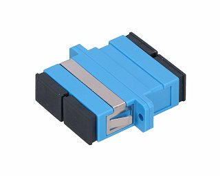 Adapter SC/UPC SM duplex