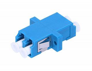 Adapter LC/UPC SM duplex