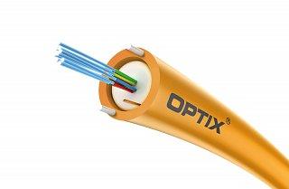 Kabel światłowodowy OPTIX DAC Z-XOTKtcd 12J 12x9/125 ITU-T G.657A2 1.2KN