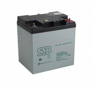 Akumulator bezobsługowy SSB SBL 28-12 12V 28Ah