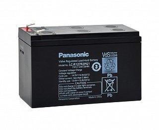 Akumulator bezobsługowy Panasonic LC-R127R2PG1 (12V 7,2Ah)
