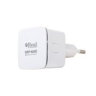 Wzmacniacz sygnału WiFi, repeater 8level WRP-NANO