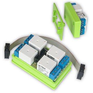 Płytka z przekaźnikami do kontrolera LAN LK3 (bez LED)